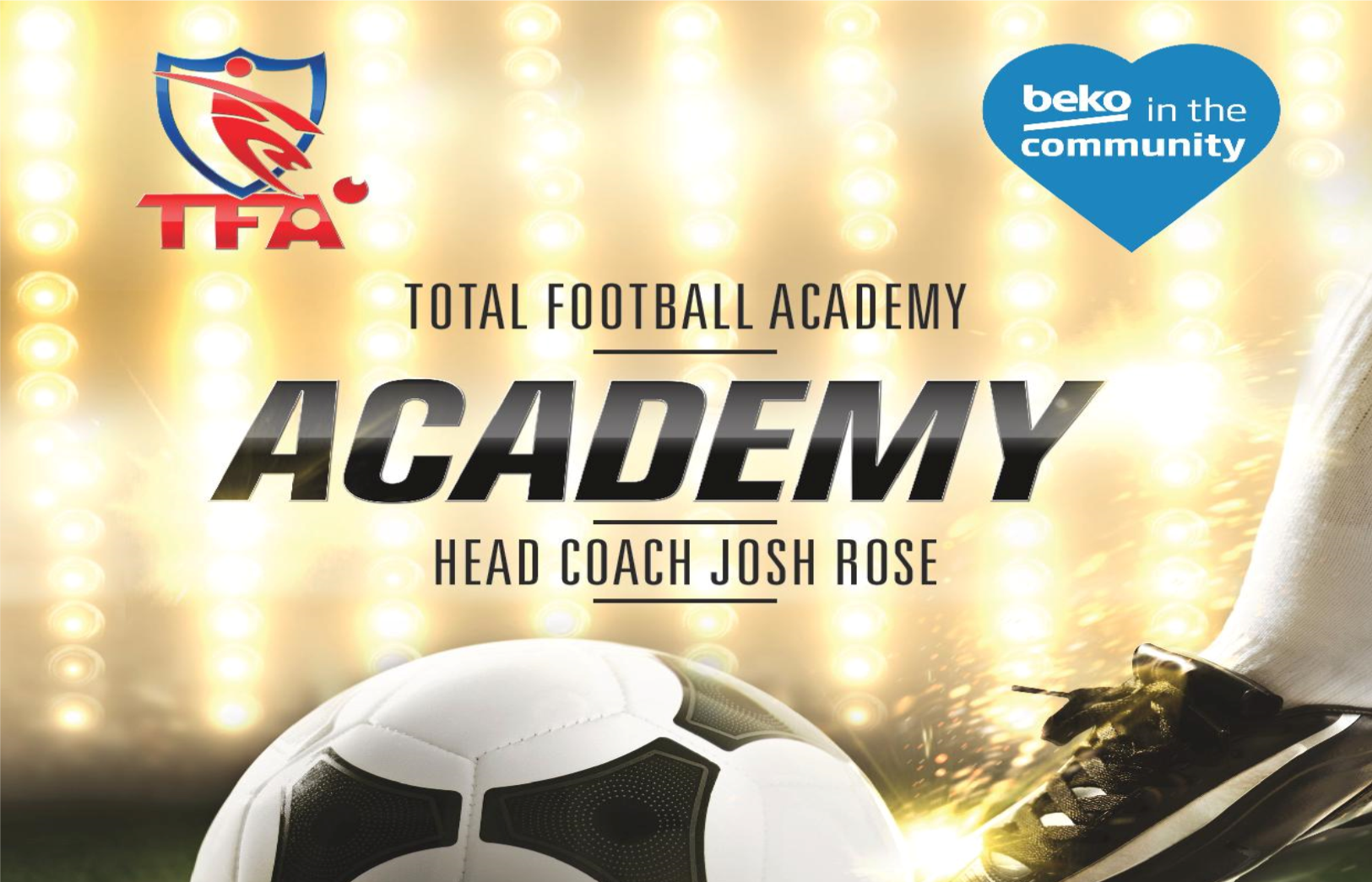 TOTAL FOOTBALL ACADEMY || <BR><BR> With Central Coast Mariners Star Josh Rose